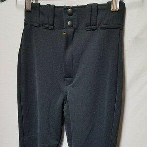 Easton Boys' Deluxe Pant, Black, Small